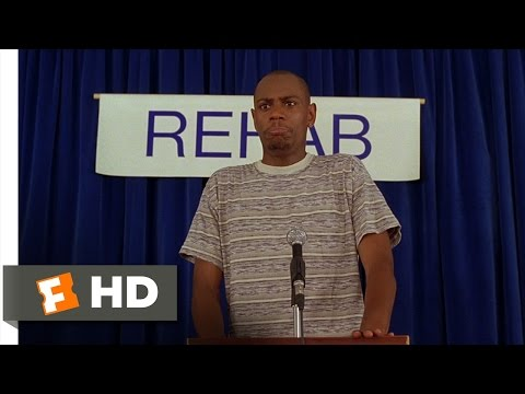Half Baked (8/10) Movie CLIP - Thurgood Goes to Rehab (1998) HD