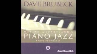 "Dave Brubeck & Marian McPartland - ""Take Five"""