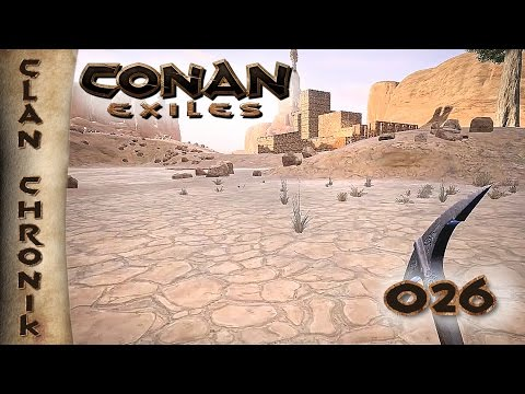 Conan Exiles | CLAN Chronik EP26: My Castle is my Home