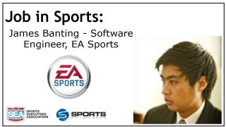 Job In Sports: Software Engineer - EA Sports - James Banting