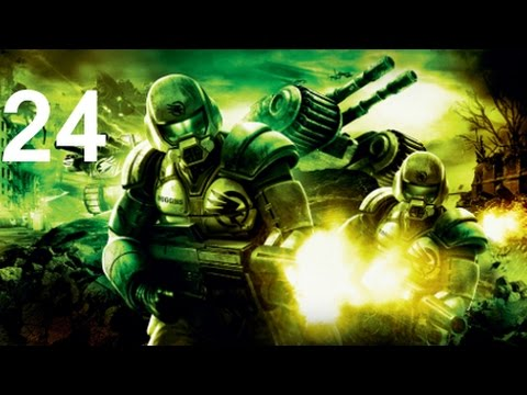 ➜ Command and Conquer 3: Tiberium Wars - Let's Play Part 24: Sydney City Wall [Nod]