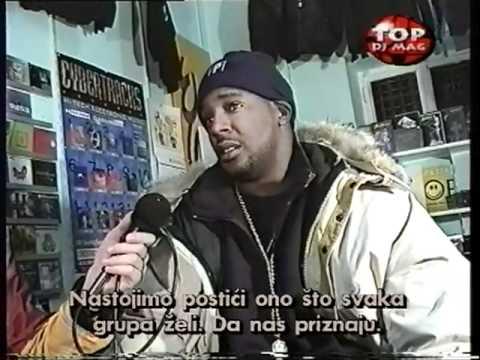O.C. & Big L In Croatia (1997.) Pt.1