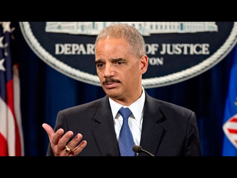 Eric Holder Hired By Uber In Endless Revolving Door