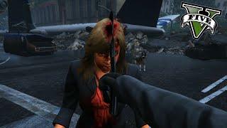 GTA V MODS - Supervivencia Zombie en un Mapa Apocaliptico ! - ElChurches thumbnail