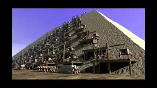 Building the Great Pyramid (HD)
