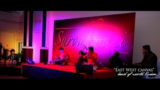 "Pt.Sandip Chatterjee presents "" EAST WEST CANVAS"" - Song Of Mountain"