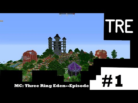 Three Ring Eden - Worlds - Minecraft - CurseForge