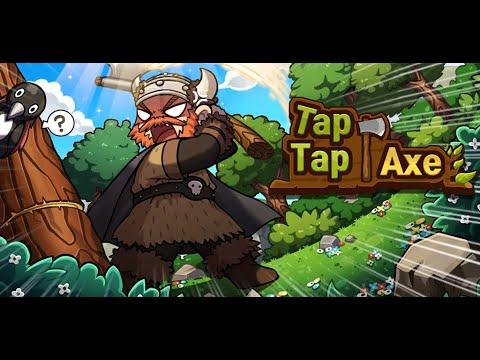 Tap Tap Axe – Timberman Champ 1