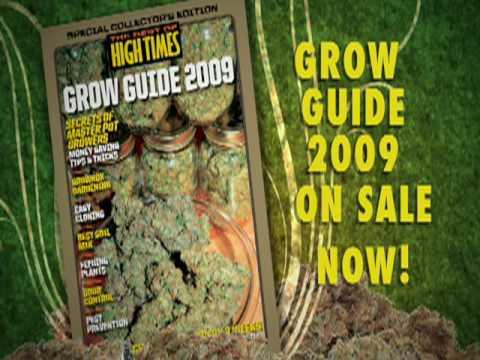 Grow Guide 2009