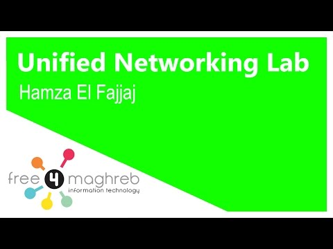 2 - Unified Networking Lab - Deployment