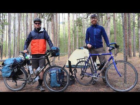Yellowstone National Park Bike Tour - Bicycle Touring Pro / EP. #260