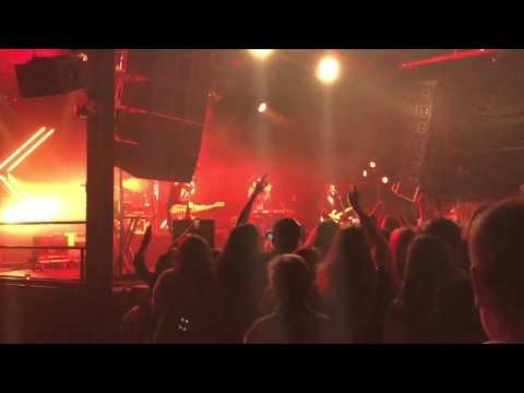 Walk The Moon concert - opening Circle Of Life, Jenny, & Sidekick - Fillmore Charlotte 10/19/15