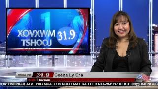 Xov Xwm nrog Geena Ly Cha 11-22-2017