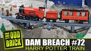 LEGO Dam Breach #72 - Harry Potter Train thumbnail