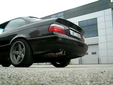 bmw 325i e36 exhaust sound back to eisenmann 7200 rpm. Black Bedroom Furniture Sets. Home Design Ideas