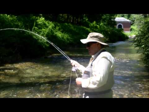 Fly Fish Swift River, MA