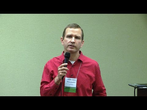 Bruce Friedrich: How Animals Become Meat, and Why it Matters at Animal Rights Conference 2014