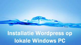 Videoles/tutorial: lokaal Wordpress installeren op Windows PC (MAMP)