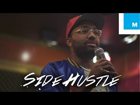 History Professor by Day, Comedian by Night | Side Hustle