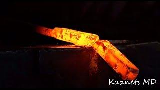 Завораживающие кадры ковки от Kuznets MD