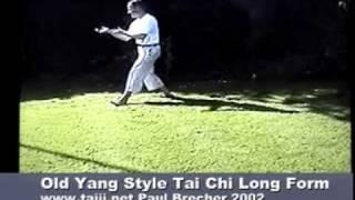 Old Yang Style Tai Chi 2002 - Www.taiji.net
