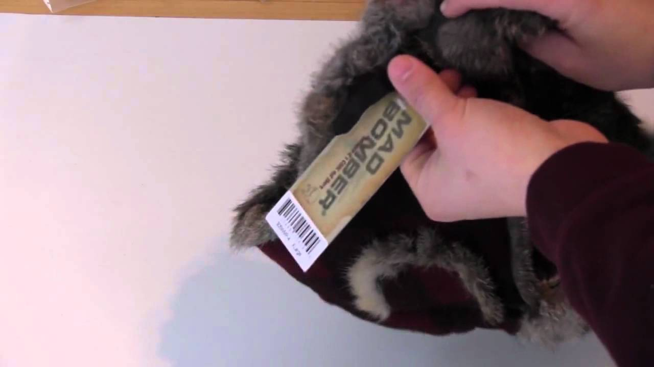 c258989d Mad Bomber Winter Hat Review - YouTube