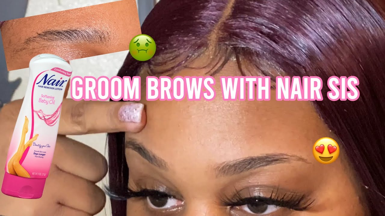 How To Shape Tint Eyebrows In Quarantine Diy Eyebrow Clean Up
