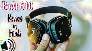 Boat Rockerz 610 Bluetooth Headphones Unboxing amp Review Best WIRELESS HEADPHONES Under Rs 2000