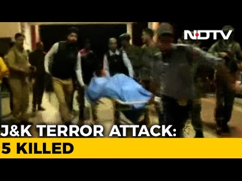1 Policeman, 3 Civilians Killed In Terror Attack In Kashmir's Anantnag