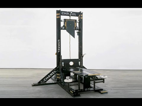 Killing American Christians by Guillotine HD - YouTube