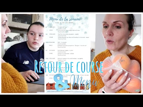 vlog-du-16-mars-:-retour-de-course,-menu-de-la-semaine-et-tartine-de-colin-et-salade-d'épinard-tiède