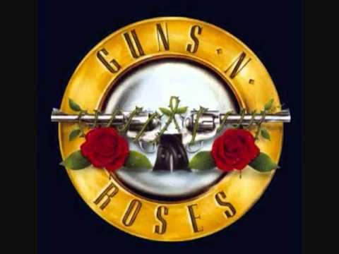 Guns N' Roses-Bad Obsession