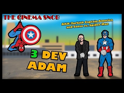 The Cinema Snob: 3 DEV ADAM