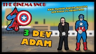 The Cinema Snob: 3 DEV ADAM
