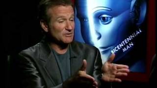 Interview with Robin Williams - Bicentenial Man