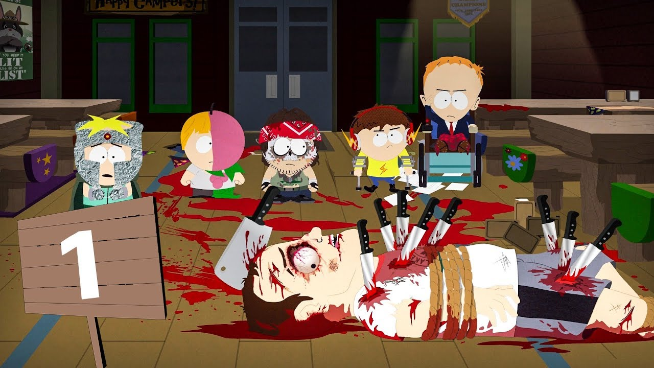 LAKE TARDICACA - South Park: The Fractured But Whole DLC #2