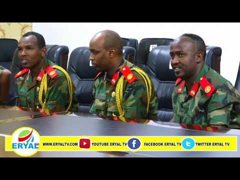 Madaxwaynaha Somaliland Oo Shahaado Sharaf Gudoonsiiyay Taliyayaal.