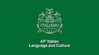 iMMAGINE CANALE YOUTUBE AP ITALIANO