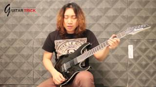 ibanez iron label rgir20e review by pop woravit