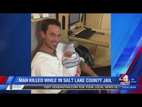 Man killed while at the Salt Lake County jail
