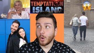 TEMPTATION ISLAND 2020: LE COPPIE, ANTONELLA ELIA NEL CAST e PRIMO APPUNTAMENTO DI GEMMA E SIRIUS
