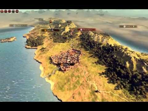 LET'S PLAY ROME 2 Emperor's Edition BETA |