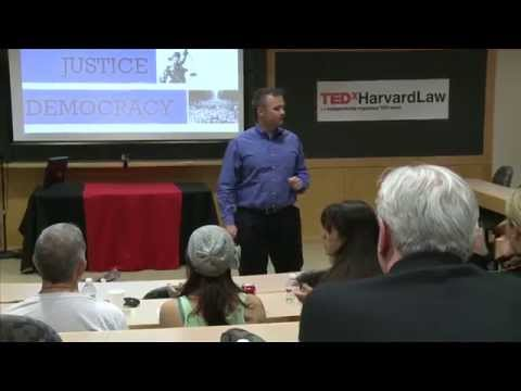 Getting it right-- education and our criminal justice system: Sean Arthurs at TEDxHarvardLawSchool