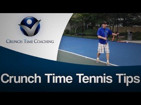 Beginner Tennis Tips: Forehand and Backhand