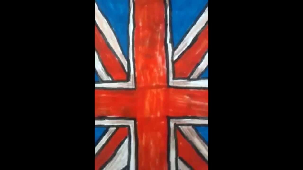 como desenhar a bandeira da inglaterra - YouTube 5e299468fac75
