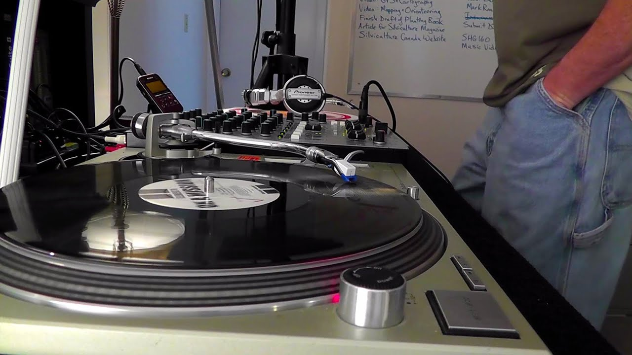 Example Tech House Dj Set Using Technics 1200 S Amp A Amp H Xone