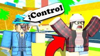 CONTROLLING PEOPLE WITH ADMIN COMMANDS! | Ft. SimplyCandian (ROBLOX LIFE IN PARADISE)