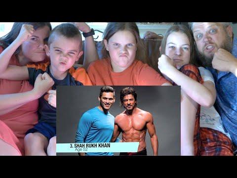 Top 10 Actors Body Transformation | Family Reaction