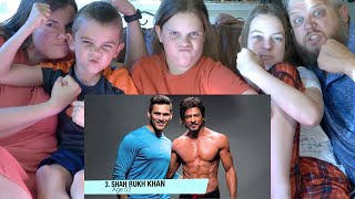 Top 10 Actors Body Transformation   Family Reaction