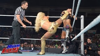 AJ Lee vs. Summer Rae: WWE Main Event, Aug. 5, 2014
